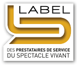 Logo Label Spectacle